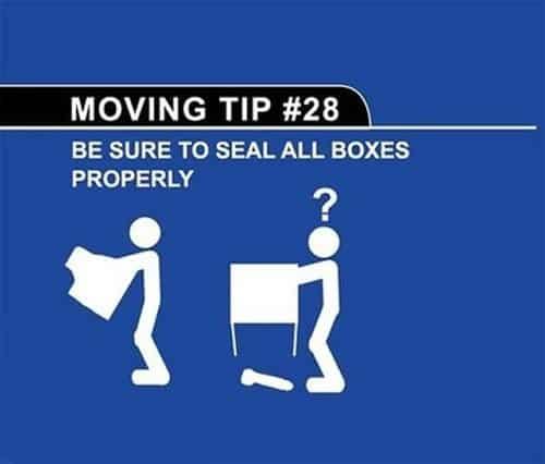Moving Tips Backloading