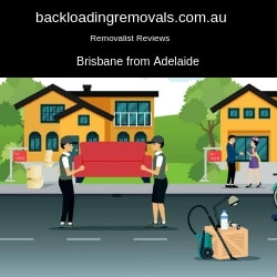 Brisbane from Adelaide