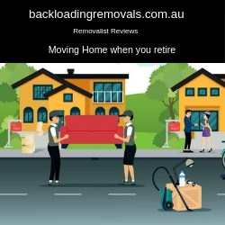 Moving Home when you retire