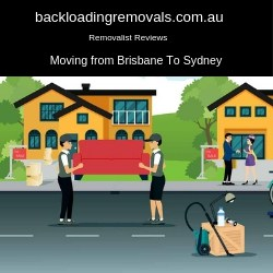 Moving from Brisbane To Sydney
